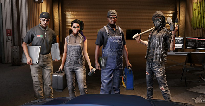 Ubisoft Game: Watch Dogs 2