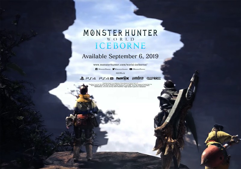 Monster Hunter World: Iceborne Release Date, The Beta Start Times Have Been Revealed