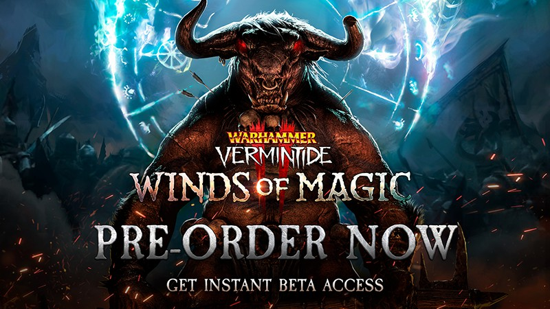 Pre-order Winds of Magic and get instant access to the Beta now