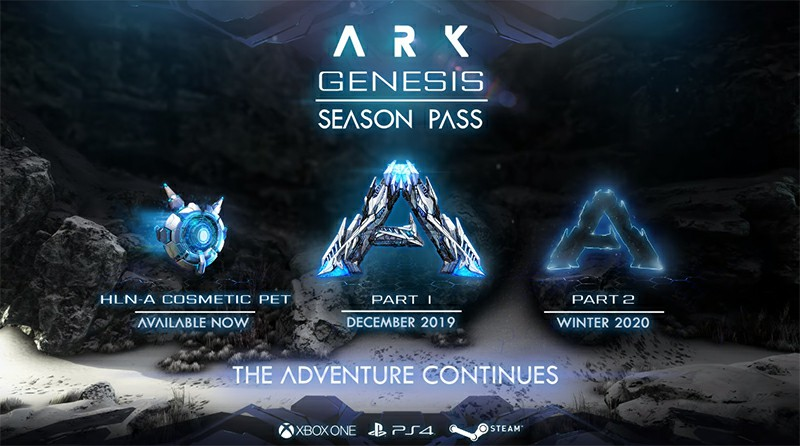 ARK: Survival Evolved Genesis Expansion to Launch in This December