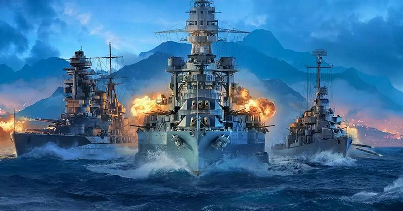 World of Warships: Legends Exits Early Access With The New 'Hunt For Tirpitz' Campaign