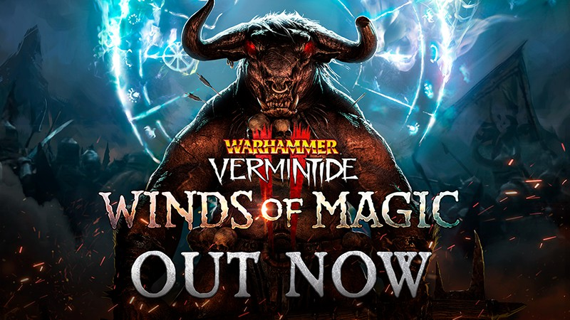 Warhammer Vermintide 2 - Winds of Magic Is Available On Steam Now