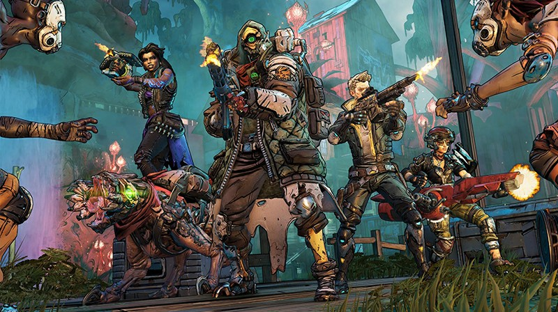 Borderlands 3 PC Spec Requirements And Graphics Options Revealed