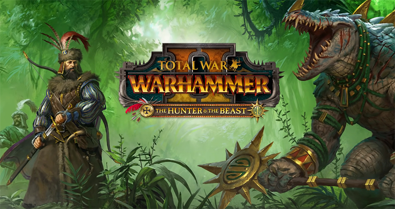 Total War: Warhammer 2 DLC The Hunter and The Beast Will Release September 11