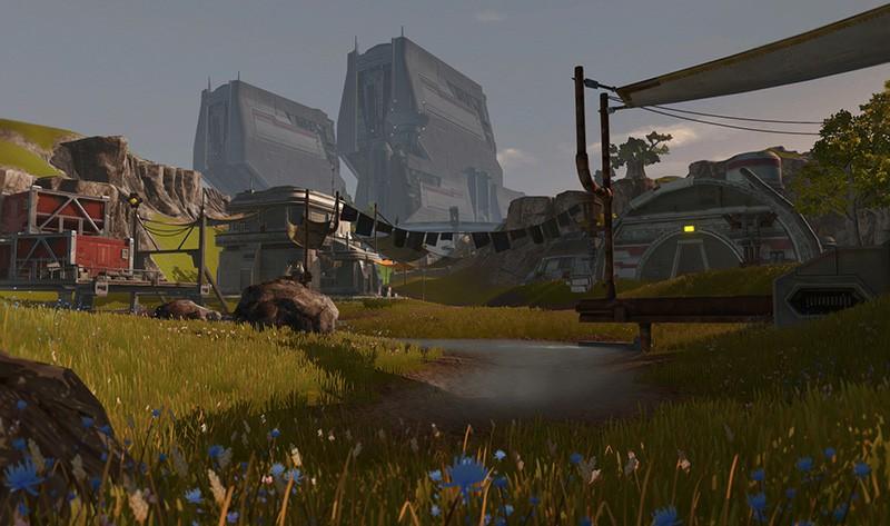 Star Wars: The Old Republic Nova Blade and Dantooine Homesteader Armor Sets