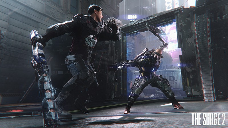 The Surge 2 is Now Available on PC and Consoles