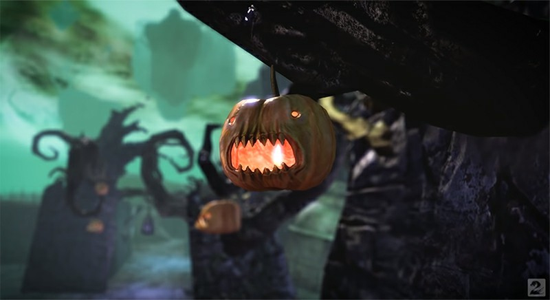 Guild Wars 2's Shadow of the Mad King Halloween festivities return October 15
