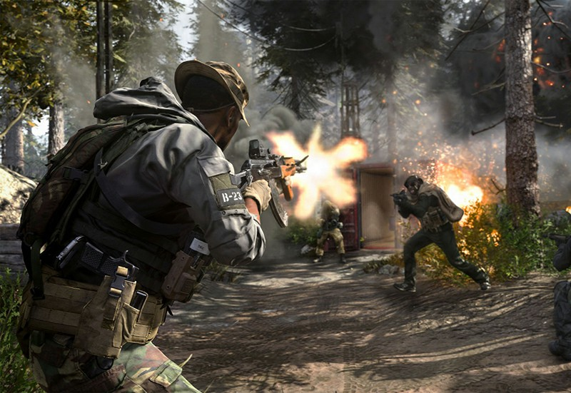 Activision Announces Call of Duty League Coming in 2020