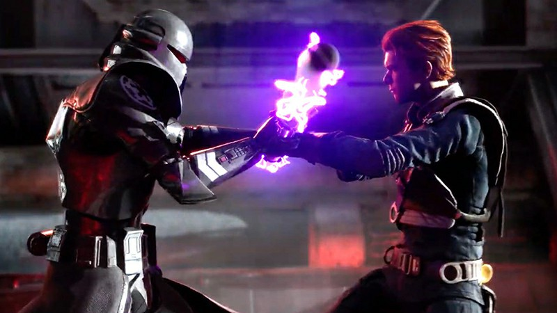 Star Wars Jedi: Fallen Order -- November 15