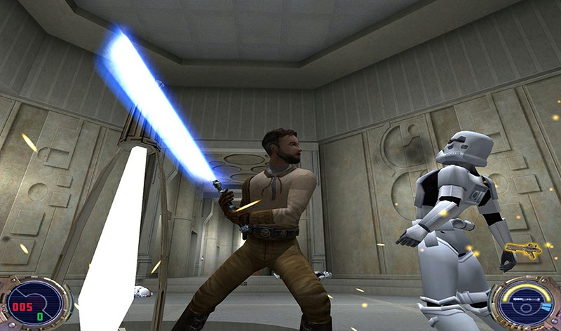 Star Wars: Jedi Knight II: Jedi Outcast and Star Wars: Jedi Knight: Jedi Academy Are Coming to PS4 and Nintendo Switch